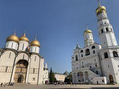 GW*ロシアとイスラエルの旅*9日間⑧モスクワのクレムリン観光