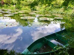 ジェットスターで行くモネの庭 北川村マルモッタン