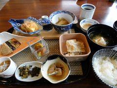 03.GWのエクシブ山中湖1泊 日本料理 花木鳥の朝食