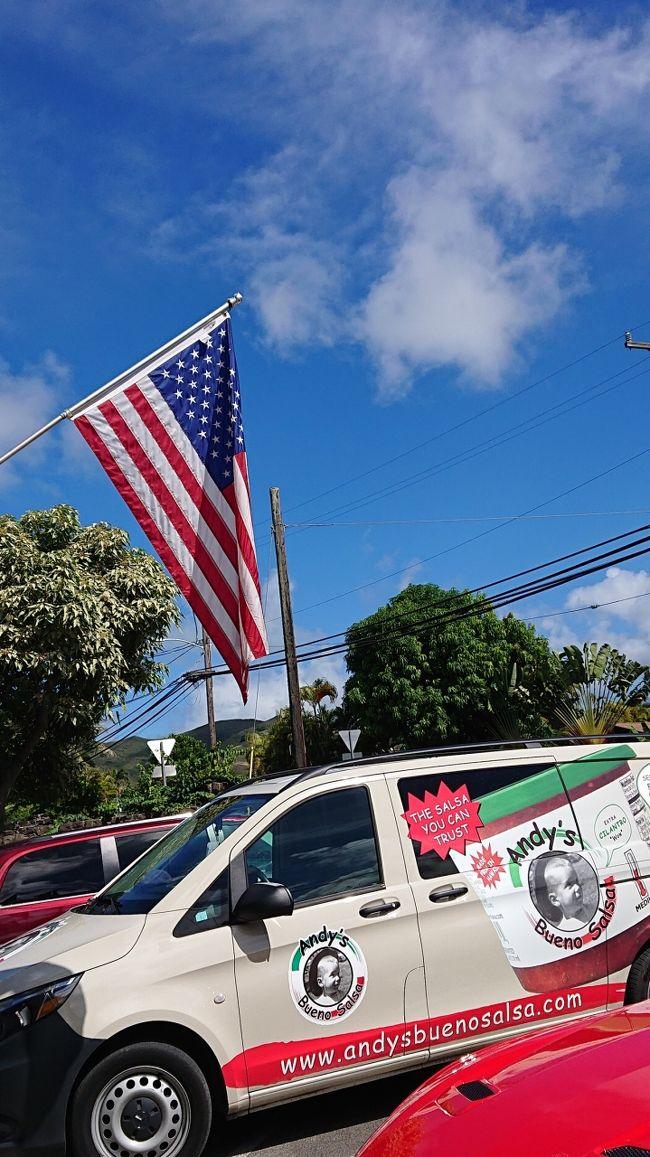 Hawaiiに行きたいね&#12336;️(^_^)/~~<br />こんなツアーがあるけど、行く?<br />「いくいく」と何の迷いもなく手をあげた四人での珍道中。<br />ダイヤモンドヘッド登頂やザ・バスを使ってのラニカイビーチ。<br />バタバタしながらも大笑いの楽しい旅でした。<br />