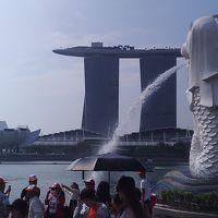 シンガポール旅行 母の日のプレゼント 市内観光編