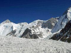 カラコルム8,000m峰四座大展望バルトロ氷河からガッシャーブルムB.C. へ 後編