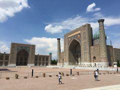 サマルカンド【ウズベキスタンとキルギスの1ヶ月の旅2】