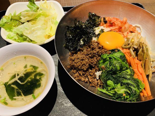 恒例の韓国料理を食べに行く活動記録です。<br /><br />日韓問題で、いろいろありますが、日本では、みんな変わらず韓国料理店混んでいました。