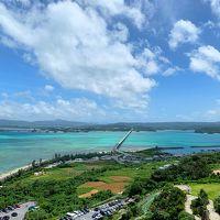 沖縄旅行記〜2日目ホテルビーチから古宇利島の絶景!〜