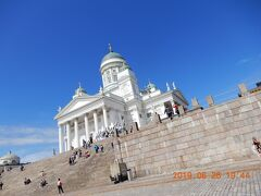 「ヘルシンキ大聖堂」 フィンランド・ヘルシンキ