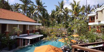 ウブドの高コスパホテル★Greenfield Resort Ubud