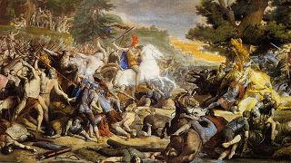 トイトブルクの森の戦い・・・新たに確定されたローマ軍団とゲルマン民族の古戦場