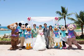 アウラニディズニー結婚式とホノルル②-3