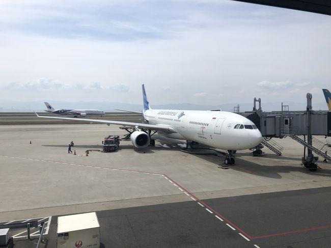 以前から行きたいと話にあがっていたバリ島に主人と二人旅に行ってきました<br />今回はガルーダインドネシア航空で。<br />前半はインターコンチネンタルバリリゾートにて。<br />後半はスミニャックで。<br />5泊の旅です!<br />今回は最終日です。<br />街ブラとスパに行って空港に向かいます。