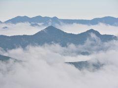 雲のサンドイッチ! 尾瀬・至仏山日帰り登山【鳩待峠からピストン】