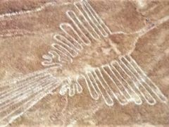 クスコ~リマ~パラカスへ・・・圧巻のナスカ地上絵を遊覧飛行
