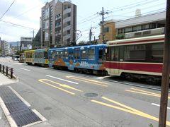 去年の夏を思い出す 長崎駅から