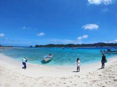 沖縄座間味島☆ドキドキの初ひとり旅①~無人島周辺でボートシュノーケリングしたら、海がめパラダイスだった~