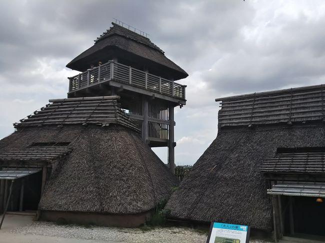 九州に初上陸、福岡~佐賀~長崎をレンタカーで回ってきました。<br />2日目続いては佐賀・吉野ヶ里遺跡に行きます。