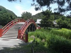 浄土庭園がある称名寺と隣接の金沢文庫