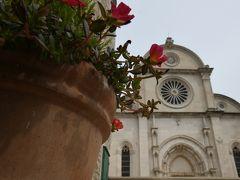 中世の小さな要塞都市、聖ヤコブ大聖堂が美しい
