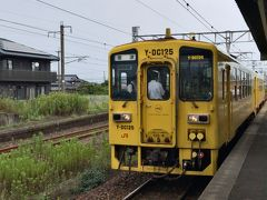 2019年夏九州北部鉄道旅行16(有田駅から久保田駅経由唐津駅へ)