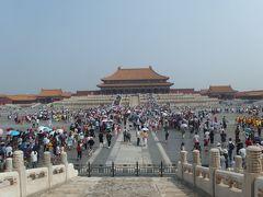 中国(北京)怒涛の旅