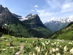 2019年夏 グレイシャー国立公園トレッキングの旅