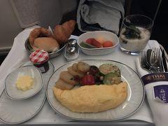 タイ国際航空A350ビジネスクラス搭乗記 バンコク→メルボルン