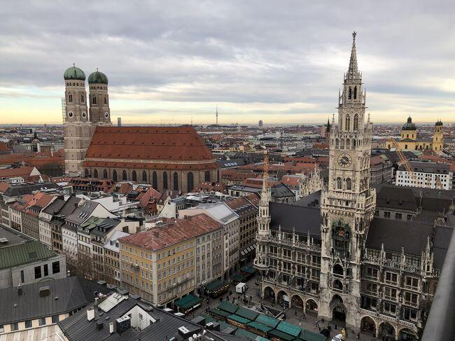 4日目もミュンヘン市内観光です。