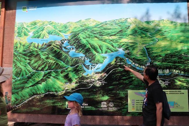スロベニアのポストイナ鍾乳洞からクロアチアのプリトビッツェ<br />鍾乳洞なんてって・・全く期待してなかったけど、ここの規模はすごい。いい意味で予想が裏切られた<br />プリトビッツェは中国の九塞溝に似た地形のところ、ただ九塞溝よりもアクセスしやすいので行きやすい
