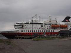 ノルウエー沿岸急行船(南行き5泊6日)とフィヨルド・ドライブ 一人旅14日間(その1)