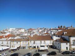 ポルトガル・スペイン2019春旅行記 【1】エヴォラ1