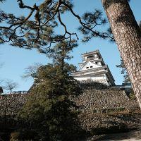 高知城と松山城の旅