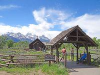 アメリカ グランド・ティトン国立公園