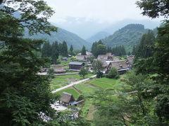 日本の原風景にふれる旅~五箇山+白川郷、金沢もちょこっと。