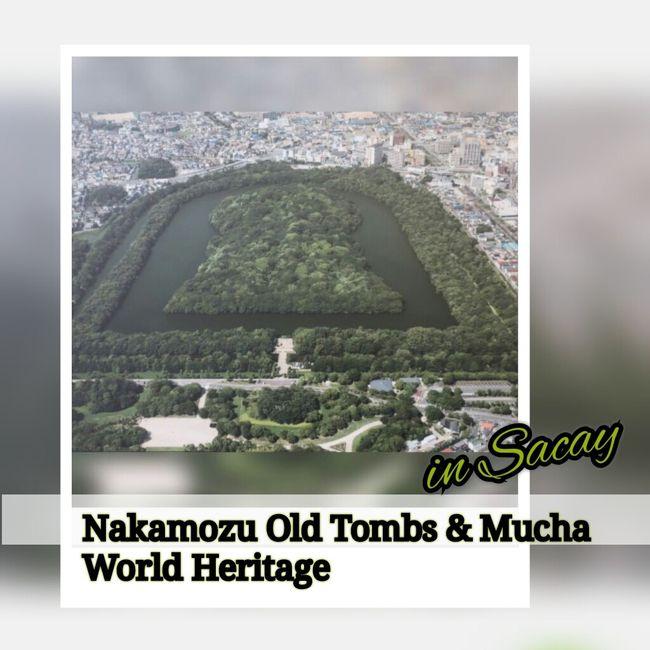 世界遺産 仁徳天皇陵とその周辺散策 2019年 7月