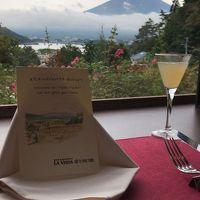 梅雨の合間に富士山が眺められてラッキーなラビスタ富士河口湖へ1泊旅行