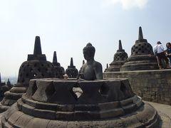 「ボロブドゥールの仏教寺院群」と「プランバナンの寺院群」(ジョグジャカルタ:インドネシア) 2019.7.26
