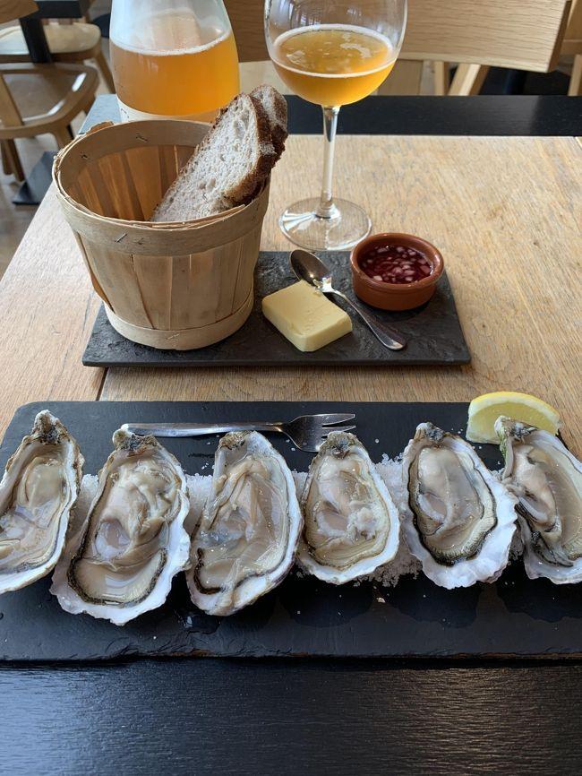 【2019年5月】「カンカル」で牡蠣三昧、「モン サン ミッシェル」でプレサレ。(1/2)