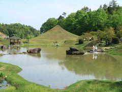 東広島市の仙石庭です。
