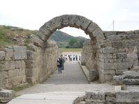 ギリシャ8日間の旅(3) オリンピア