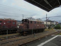 36年ぶりに乗車した岳南鉄道 その3 岳南富士岡駅・吉原本町駅 電気機関車見に行きました