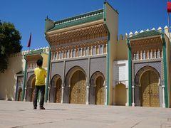 モロッコのメディナで迷える子羊になる (1) 恐るべしフェズのメディナ