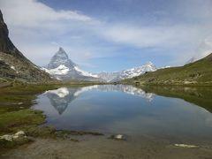 2019初夏のスイス8日間の旅4日目前半・マッターホルン~ゴルナーグラート展望台とハイキング