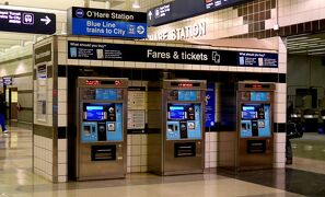 シカゴやニューヨークの地下鉄で困らない方法 / アメリカの券売機でお釣りがでなかったお話やクレジットカードの問題など