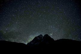 エベレスト街道274㌔巡礼の道を歩き登った記録 17.ディンボチェ(4410m)~クムジュン 歩き始めて半月