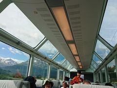 スイス周遊10日間 6つの名峰と6つの絶景列車の旅 3日目  名峰②ミシャベル連邦と絶景列車②氷河特急の旅