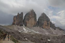 201906-07_トレ・チーメでトレッキング Trekking at Tre Cime in Italy