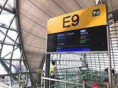 バリ島・5日間(1)フライト編