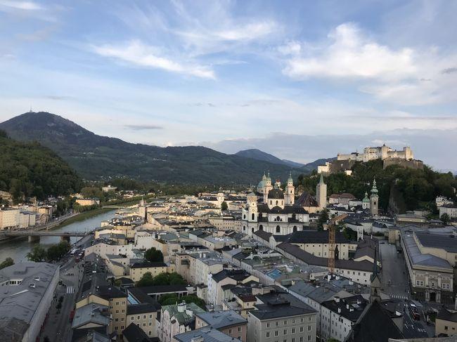 GWチェコ・オーストリア旅行⑥ ザルツブルク