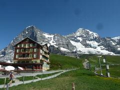 2019 スイス2人旅 1 Berner Oberland Regional-Pass を使って~ クライネ・シャイデック