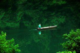 絶景に感動!感激!! 夏の奥会津と五色沼(2)深緑の霧幻峡と三更集落