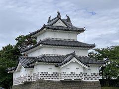 新潟県新発田城 珍百景登録!3匹の鯱 etc